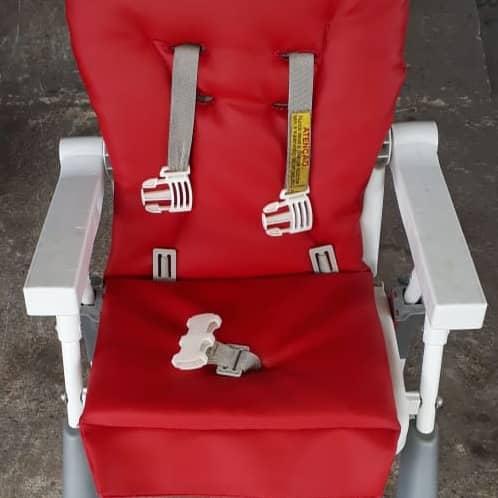 Restauração de Cadeira de Alimentação